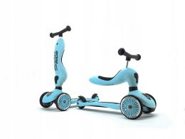 SCOOTANDRIDE Hulajnoga Highwaykick 1 2w1 - blueberry