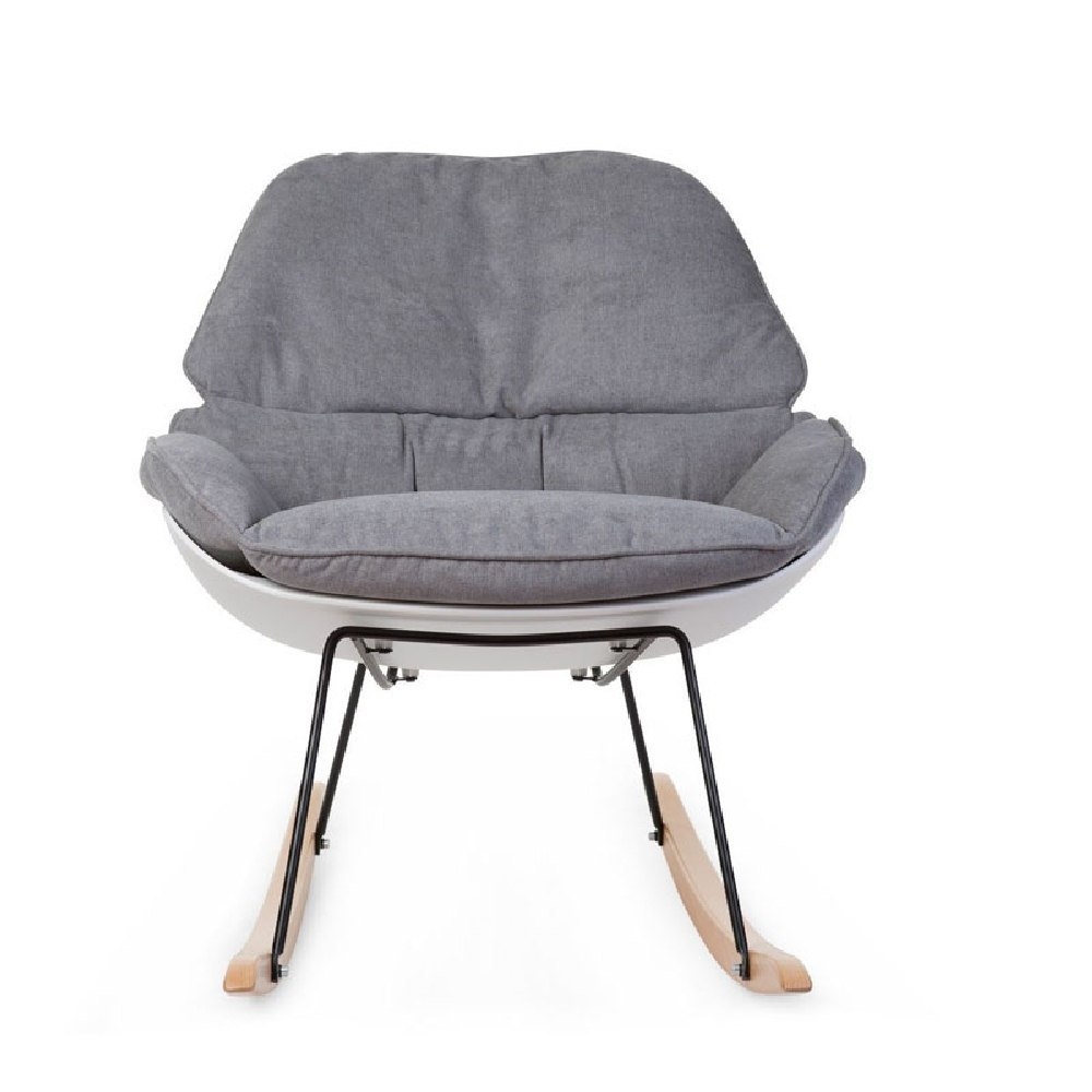 Childhome Fotel bujany Lounge White/Grey