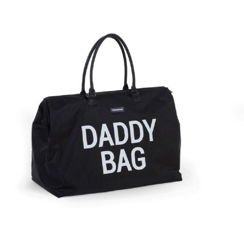 Childhome Torba Daddy Bag Czarna