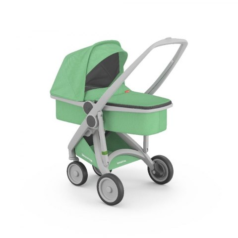 Wózek Greentom Carrycot grey - mint